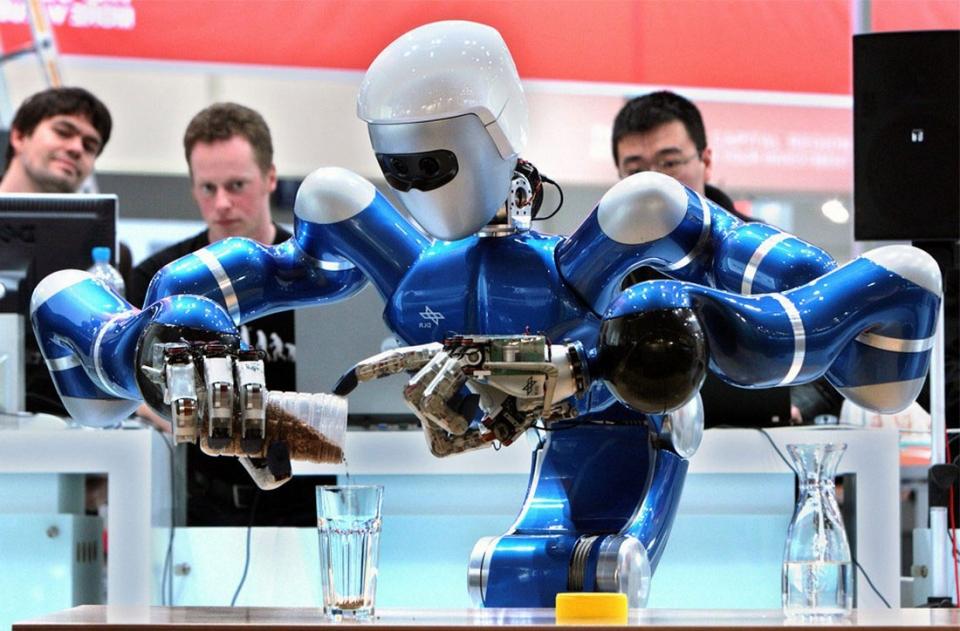 Robotics Expo 6