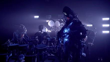 """Robotų grupė suvienijo jėgas su """"Squarepusher'iu"""""""