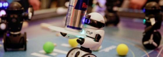 WowWee robotizuotas žaislas MiP