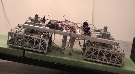 Naujos kartos robotai-gyvatės skirti gelbėjimo operacijoms 1