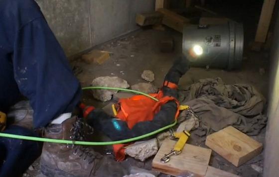 Naujos kartos robotai-gyvatės skirti gelbėjimo operacijoms 3
