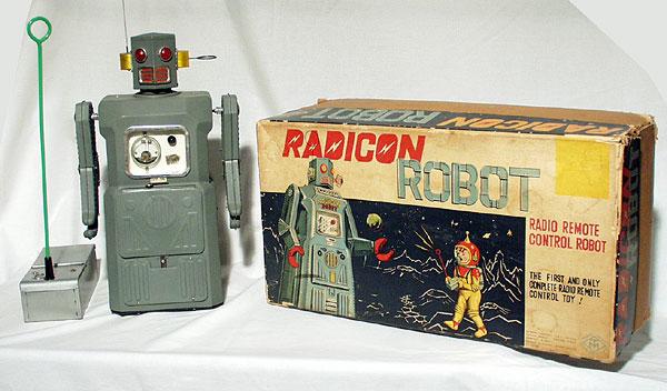 Pirmųjų robotų kūrimo istorija  JAV ir Japonija