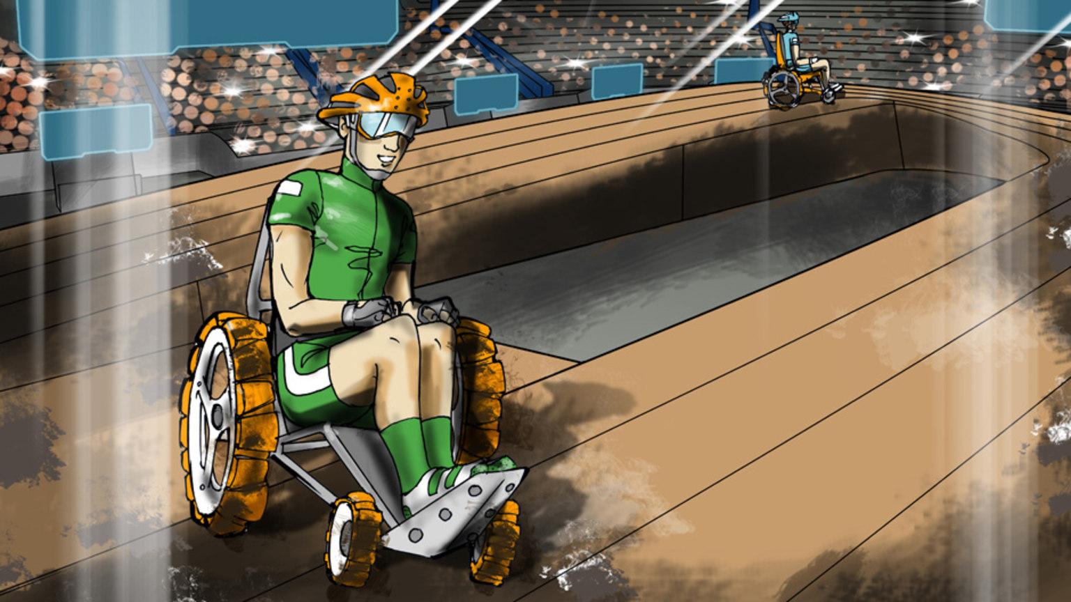 Kyborgų Olimpinės žaidynės 1