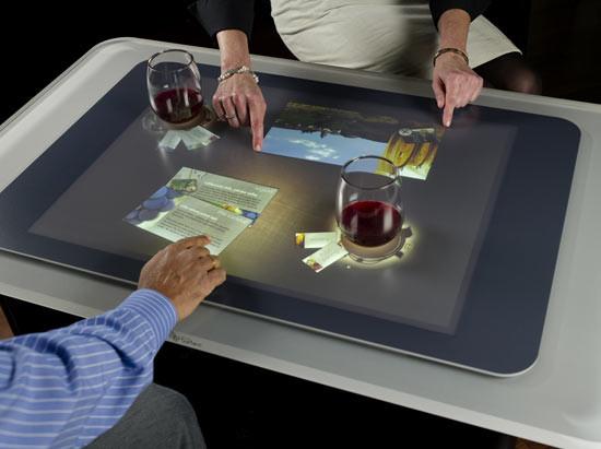 Sensorinis Microsoft stalas 1