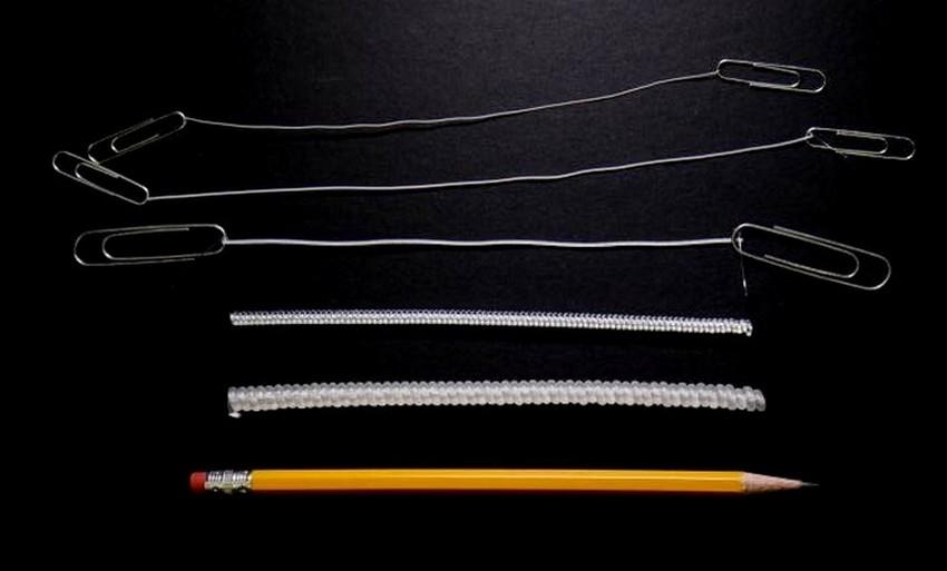 Žvejybinis valas antžmogiškos galios dirbtiniams raumenims kurti 1