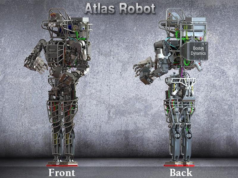 Atlas-Robot