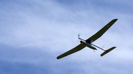 ISRAEL-LEBANON-DEFENCE-DRONE