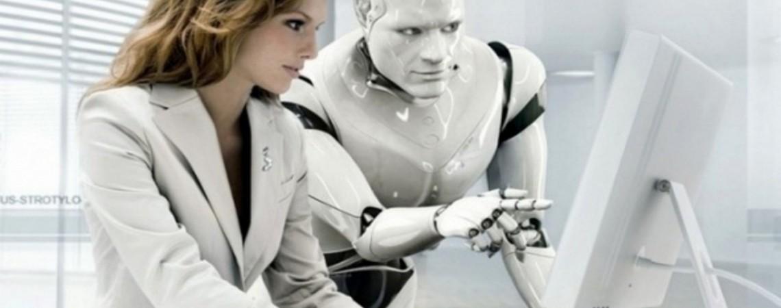 Kas yra robotas-androidas