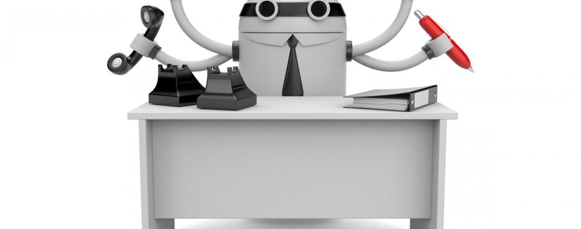 Robotiniai gydytojai, internetiniai teisininkai ir automatizuoti architektai - Profesijų ateitis