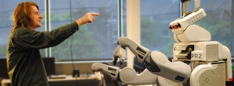 Ar online bendruomenė gali mokyti robotus. Robotai prašys pagalbos virtualioje erdvėje 1