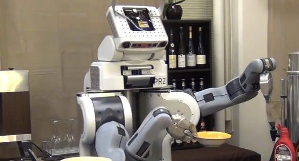 Ar online bendruomenė gali mokyti robotus. Robotai prašys pagalbos virtualioje erdvėje 3