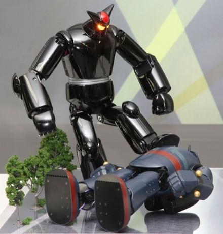 Japonijoje sukurtas robotas-agresorius 1