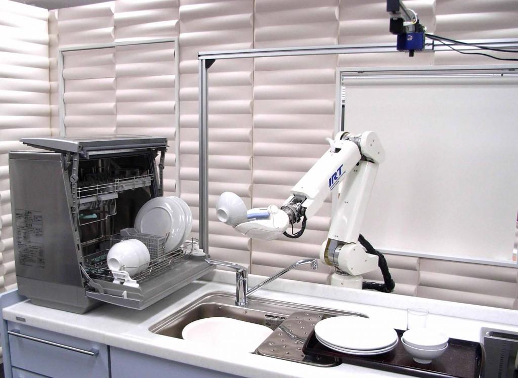 Kaip atidaryti robotizuotą restoraną 4