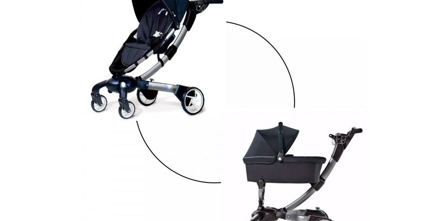 Robotizuotas vežimėlis Origami 2 in 1