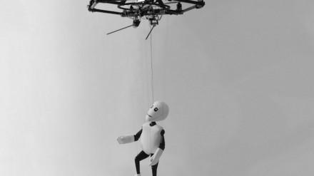 Disney tyrimų patentai ETH Ciuricho institute. Robotai–marionetės