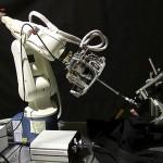 ISS nuotolinio valdymo robotas tapo įkvėpimo šaltiniu tolesniems medicinos mokslo išradimams