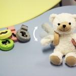 Robotizuoto žiedo dėka atgyja vaikiški žaislai