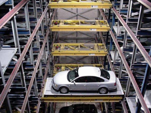 Robotizuotos parkavimo aikštelės 4