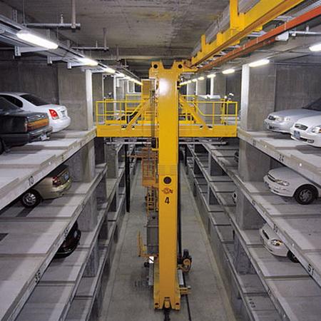 Robotizuotos parkavimo aikštelės 8