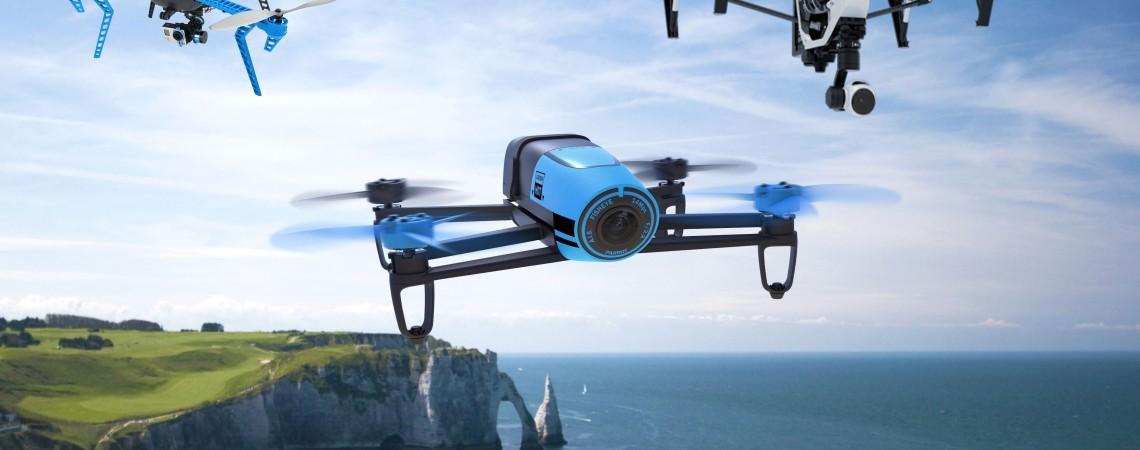 Dronai 3
