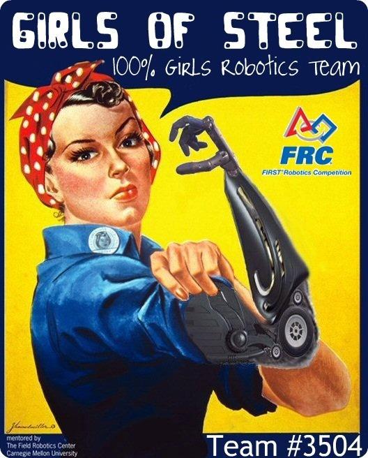 Plieninės Merginos / technology.org