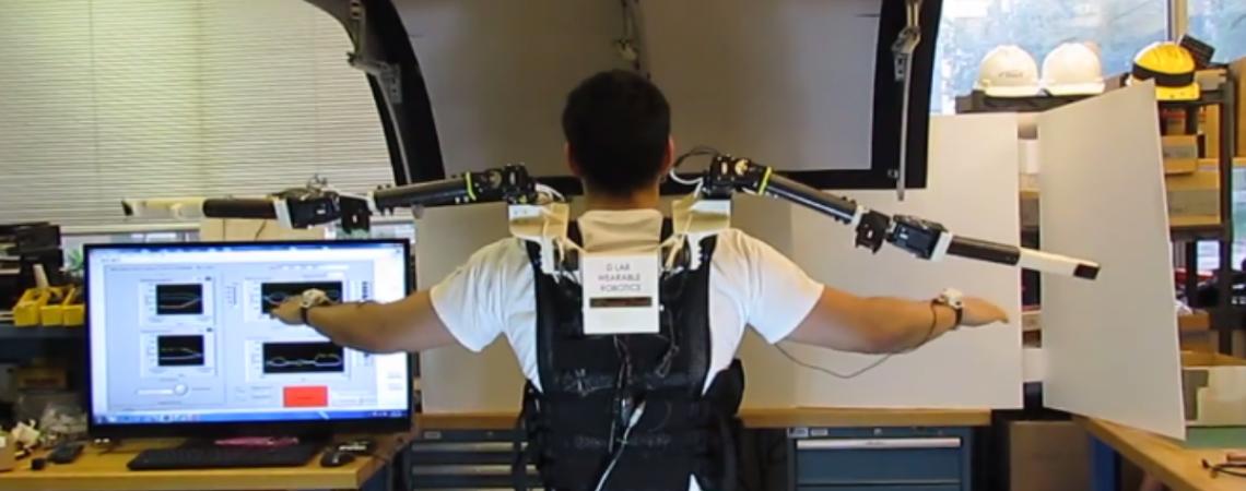 MIT robotinės rankos