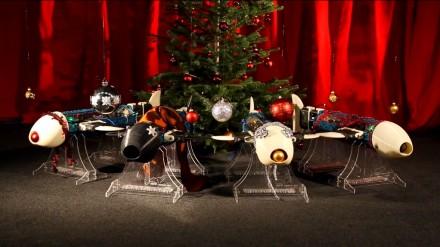 Robotų kalėdos