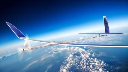 Titan Aerospace nuotr.