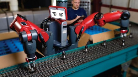 Rethink Robotics nuotr.