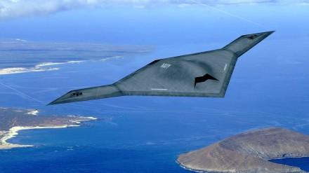 Branduolinių atakų dronas