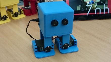 BQ šokantis robotas