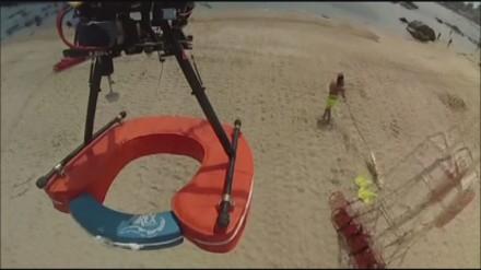 Dronas gelbėtojas