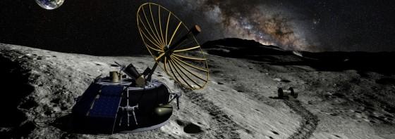Moon Express robotas