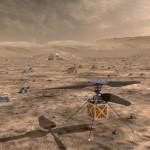 NASA dronas
