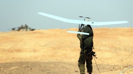 Elbit Systems dronas / Israel Defense Forces nuotr.