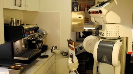 RoboBarista / Cornell University nuotr.
