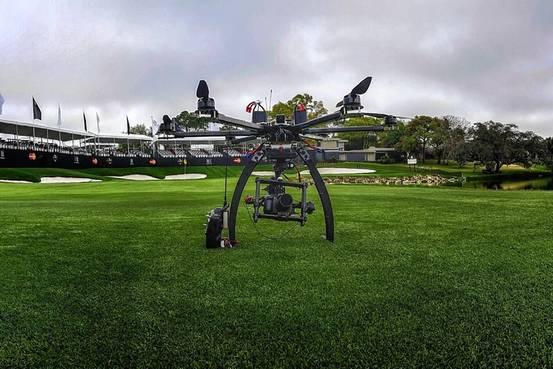 NBC dronas