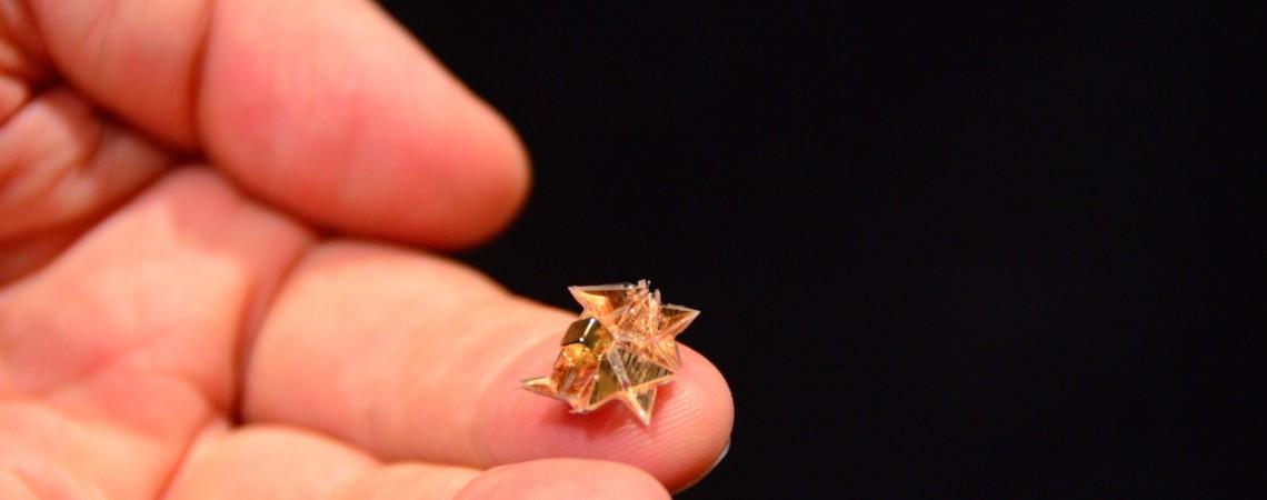 Origami robotas