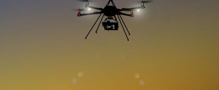 """""""Airspace"""" savarankiškai medžios kitus dronus (Video)"""