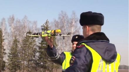 Rusijos dronas