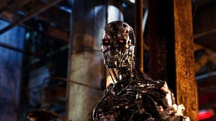 "Filmo ""Terminator: Salvation"" kadras"