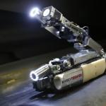 Fukušimos tyrimams skirtas robotas  / Toshiba nuotr.