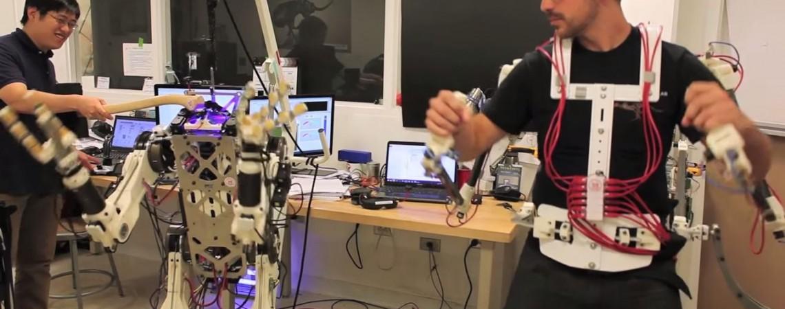 Hermes robotas