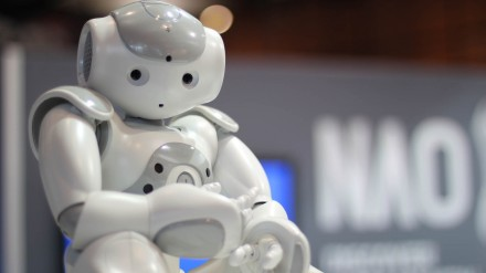 NAO robotas