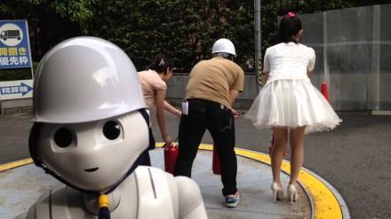 Pepper humanoidas
