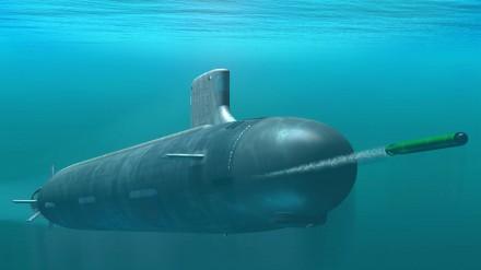SSN 774 Virgina Class Submarine