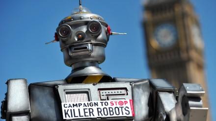 Robotai žudikai