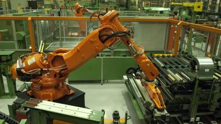 Robotų fabrikas