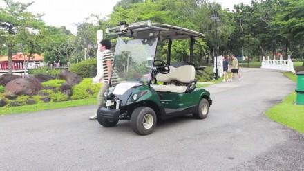 autonomous golf cart3