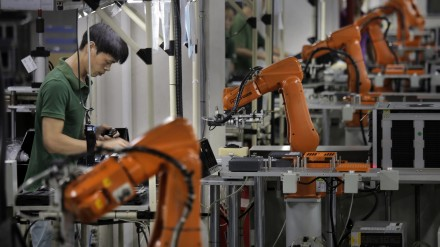 China Robots Rising